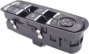 Almencla 1x Front Fensterheber Schalter Für Porsche Panamera Cayenne Auto