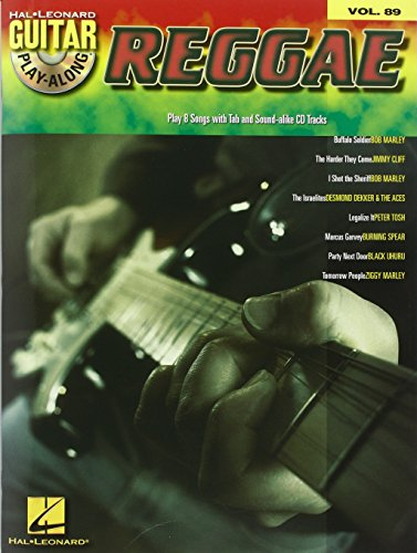 Reggae guitare+CD (Guitar Play Along)