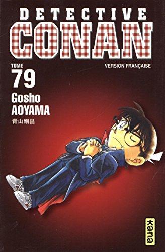 Détective Conan, tome 79 par Gosho Aoyama