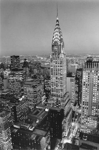 1art1-40562-new-york-chrysler-building-photo-poster-wallpaper-175-x-115-cm