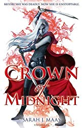 Crown of Midnight: 2 (Throne of Glass) by Sarah J. Maas (2013-08-15)