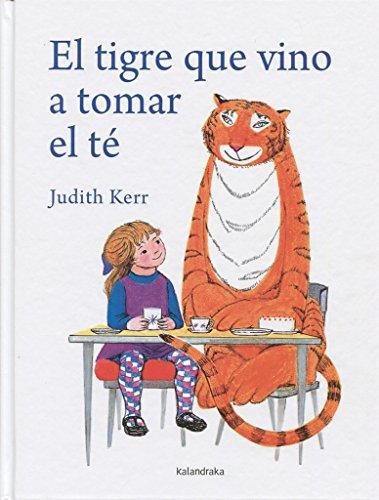 Discúlpenme, estoy hambriento. ¿Podría tomar un té con ustedes? La madre de Sofía respondió: ?Por supuesto, pasa, pasa... ?El tigre que vino a tomar el té? es uno de los libros más populares, valorados y vendidos de las últimas décadas en numerosos p...