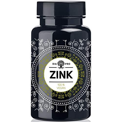 Hochdosierte Zink-Tabletten mit 25 mg bioverfügbarem Zink pro Tablette aus Zink-Bis-Glycinat. 365 Stück Jahresvorrat. 100{e24633d392dbaf4dc9f6baee134cc371ce9a3db16ff1f00f1a477ae524098a4b} Vegan. Laborgeprüft. Made in Germany.