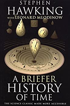 A Briefer History of Time by [Hawking, Stephen, Leonard Mlodinow]