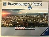 Retrogame Vista di Firenze dal PIAZZALE Michelangelo Puzzle 1000 Pezzi