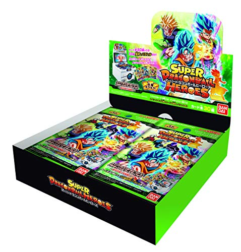 Super Dragon Ball Heroes Ultimate Booster Pack-Power of Breakthrough Card Box