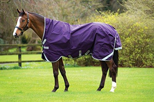 Horseware Rambo Wug Weidedecke (Regendecke) 145cm ohne Füllung Purple/Silver