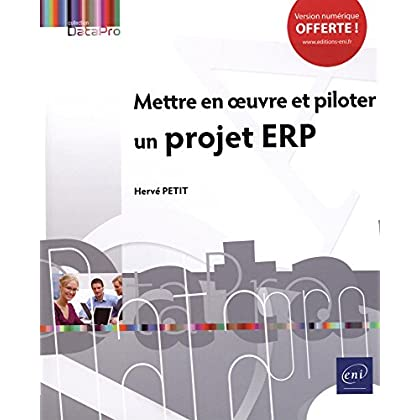 Mettre en oeuvre et piloter un projet ERP