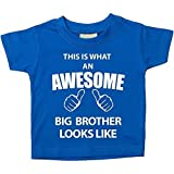 Best Big Brother Tshirt Kids - This is What An Awesome Big Brother Looks Review
