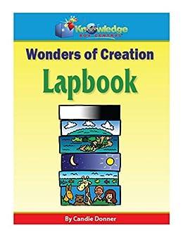 Wonders of Creation Lapbook: Plus FREE Printable Ebook (English ...