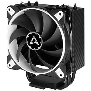 ARCTIC Freezer 33 TR - Tower CPU Kühler für AMD, Ryzen, Threadripper, sTR4 I Leiser 3-Phasen-Motor I Drehzahlbereich von 200 bis 1800 RPM - Weiss