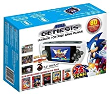 Arcade Ultimate Sega Portable 80 Games Sonic 25th Anniversary Edition Console
