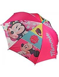 Paraguas automatico calidad premium 48 cm de Minnie