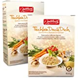 P. Jentschura TischleinDeckDich – Alimento formado por quinoa, sorgo y verdura