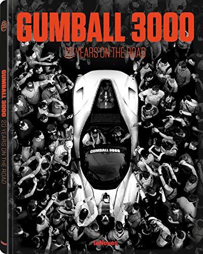 Gumball 3000. 20 Years on the Road. Ein reich bebildertes Buch über die legendäre Veranstaltung, die mehr ist als eine Autorallye (Englisch) - 24,6x32 cm, 304 Seiten - über Bücher Oldtimer