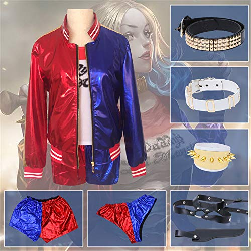 Lil Monster Kostüm Blau - Cocono Harley Quinn Damen-Kostüm - Suicide Squad, Erwachsene