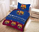 FC Barcelona Bettwäsche 140x200cm FCB-8010BL