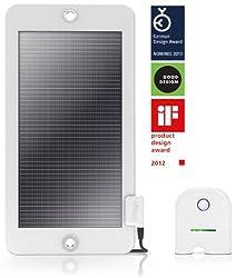 Das in Berlin entwickelte und in Deutschland gebaute Solar Starter-Kit bietet den einfachen und effizienten Einstieg in die eigene Stromproduktion. Mit dem Solar Panel und dem intelligenten Ladegerät können eine Vielzahl mobiler Geräte wie Smartphone...
