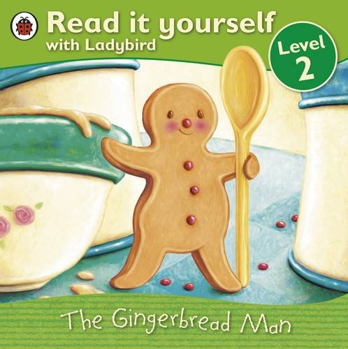 The gingerbread man.