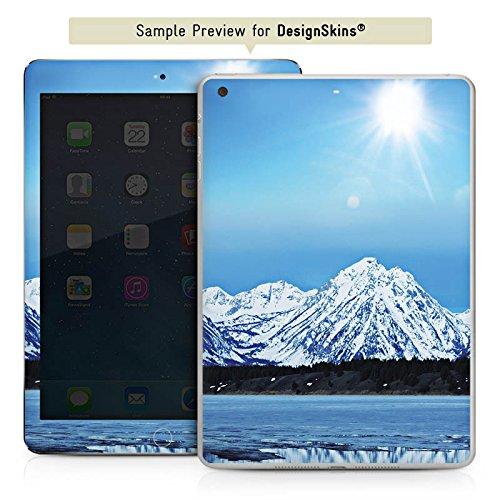 DeinDesign Apple iPad Mini 4 Case Skin Sticker aus Vinyl-Folie Aufkleber Gebirge Schnee Gipfel -