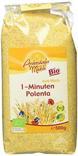 Antersdorfer Mühle 1-Minuten-Polenta, 6er Pack (6 x 500 g) - Bio