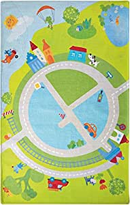 Haba teppich  HABA 302029 - Spielteppich Kullerbü: Amazon.de: Spielzeug