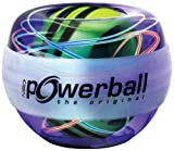 Kernpower Hand- und Armtrainer Powerball The Original Multi-Light - mit patentiertem Autostart, blau bluepurple, 069