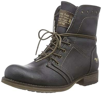 Mustang 1139610, Boots femme - Gris (259 Graphit), 36 EU