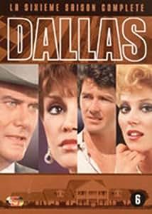 Dallas: L'intégrale de la saison 6 - Coffret 5 DVD [Import belge]