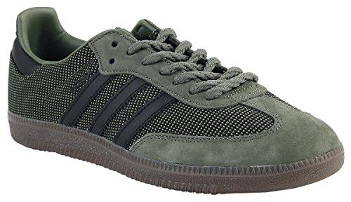 Adidas Herren Samba Fitnessschuhe St Major-core Black-gum (cp9708)