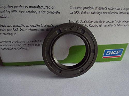 30x 47x 7mm Doppel Lip Oil Seal SKF R23/TC Nitril Gummi Strumpfband Spring