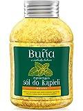 buna Sales de baño con naturales hierbas Extracto Romero/Melisa/Salvia 600g