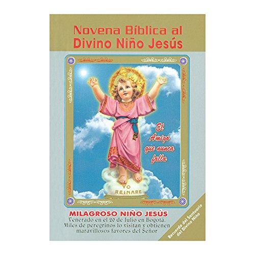 AT001 katholischen und Religiösen Novena biblica AL Divino Nino Jesus