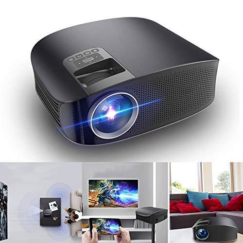 Dastrues Projektor 510 Voll HD Projektor mit 3800 Lux, Video Projektor With 200