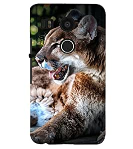 printtech Back Case Cover for Huawei Honor 5X