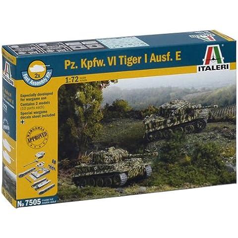 Italeri - Maqueta de tanque escala 1:72 (8001283075053)