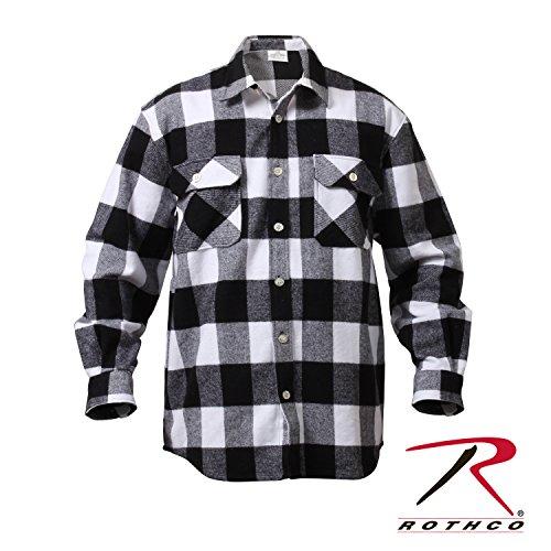 rothco-extra-schwere-gewicht-brawny-flanell-shirt-medium-weiss