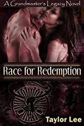 Race for Redemption: HOT Historical Romantic Suspense (The Grandmaster's Legacy Series Book 2) (English Edition)