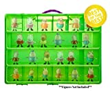 Peppa-Pig-Tm-Compatible-Organizer-My-Peppa-Pig-Pen-Is-The-Perfect-Peppa-Pig-Tm-Compatible-Storage-Box-Stores-Up-To-30-Peppa-Pig-Toys-Large-Sturdy-Case-And-Carrying-Handle-(Lime)
