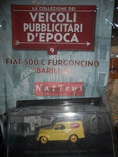 fiat-500-c-furgoncino-barilla-1951-veicoli-pubblicitari-fas-9-die-cast-143