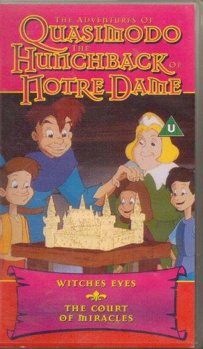 Preisvergleich Produktbild Adv.of Quasimodo-Dual of Magicians [VHS]