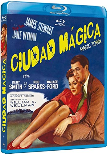 Ciudad Mágica [Blu-ray] 51id4kSnYVL