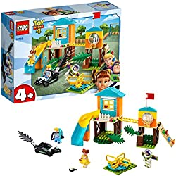 LEGO Disney Pixar Toy Story 4 - L'aventure de Buzz et la Bergère dans l'aire de jeu - Jeu de construction - 10768