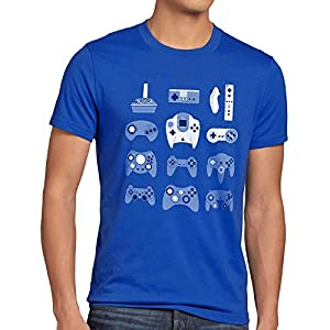 style3 Gamepad Men's T-Shirt controller video game console