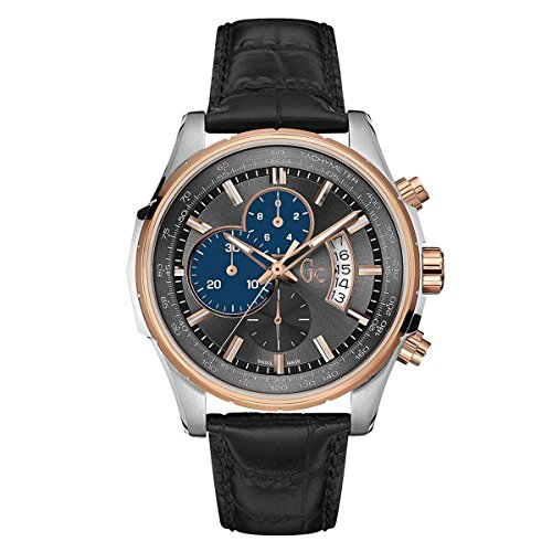 GC by Guess reloj hombre Classic Collection Techno Class cronógrafo X81011G5S