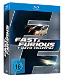 Fast & Furious 1-7 - Box [Blu-ray] für Fast & Furious 1-7 - Box [Blu-ray]
