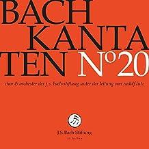 Cantates « Herr Christ, der einge Gottessohn » BWV 96, « Halt im Gedächtnis Jesum Christ » BWV 67, « Christum wir sollen loben schon » BWV 121