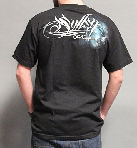 Sullen Capobianco T-Shirt-Unisex, schwarz Schwarz