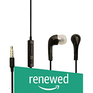 Renewed  Samsung EHS64 Headphone  Black