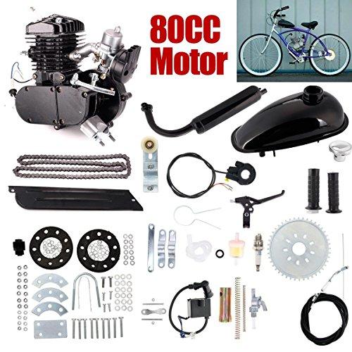 Ambienceo Motor Bicicleta Conversi/ón Kit para Bicicleta Motorizada